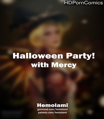 Porn Comics - Halloween Party With Mercy