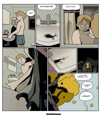 Halloween-Spook-Em 3 free sex comic
