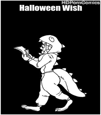 Porn Comics - Halloween Wish