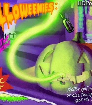 Porn Comics - Halloweenies T.S.O.H