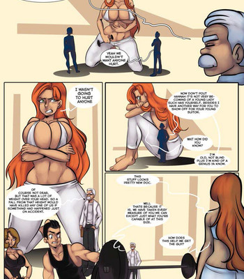 Hannah's Kind Of A Big Deal 4 comic porn sex 009