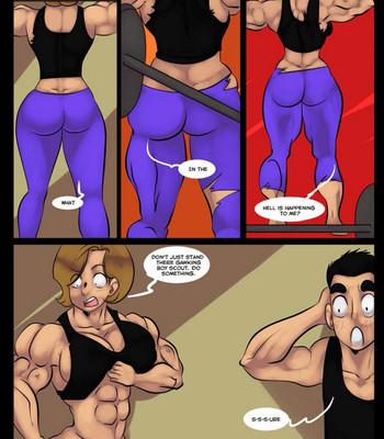Hannah's Kind Of A Big Deal 4 comic porn sex 012