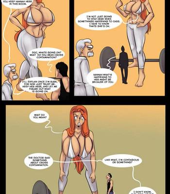 Hannah's Kind Of A Big Deal 4 comic porn sex 015