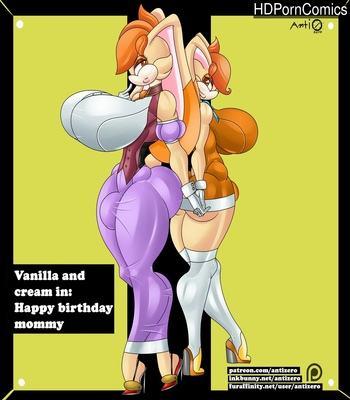 Porn Comics - Happy Birthday Mommy