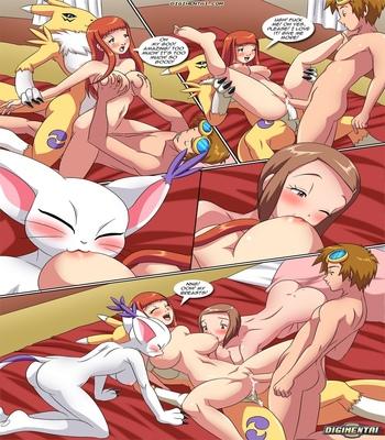 Happy Birthday Rika 1 comic porn sex 037