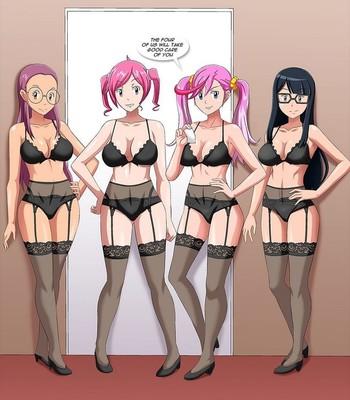 Happy Birthday Rika 2 comic porn sex 021