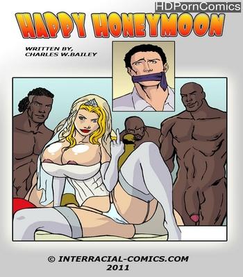 Porn Comics - Happy Honeymoon