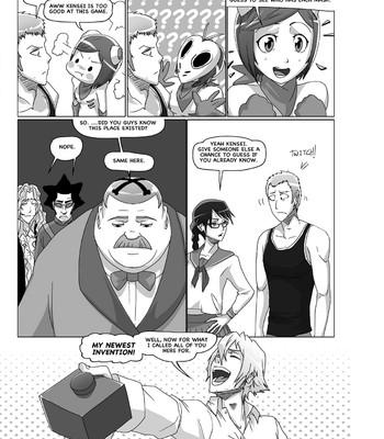Happy To Serve You 8 comic porn sex 020