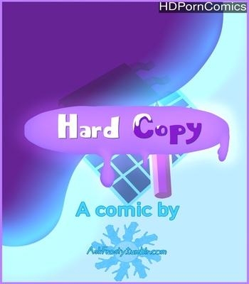 Porn Comics - Hard Copy
