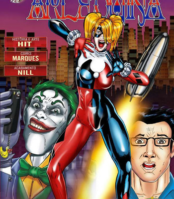 Porn Comics - Harlequin