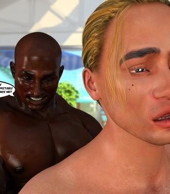 Hawaiian Honeymoon Cuckold comic porn sex 045