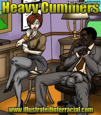 Porn Comics - Heavy Cummers
