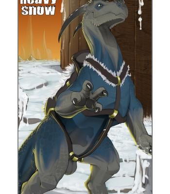 Porn Comics - Heavy Snow