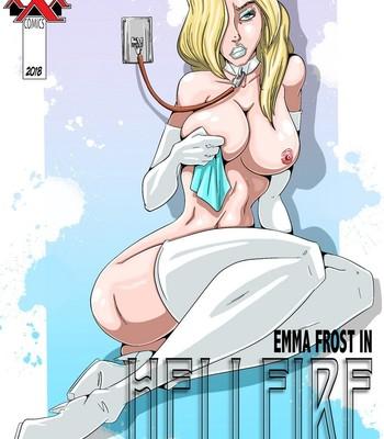 Porn Comics - Hellfire