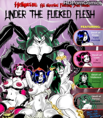 Porn Comics - Hellgasm – Under The Fucked Flesh