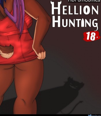 Porn Comics - Hellion Hunting
