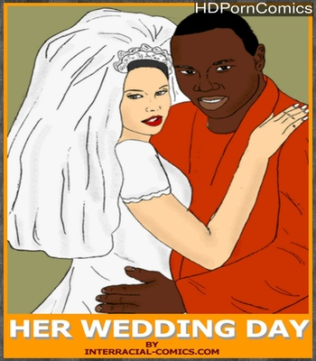 Porn Comics - Her Wedding Day