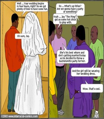 Her Wedding Day comic porn sex 002
