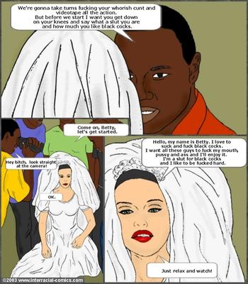 Her Wedding Day comic porn sex 004