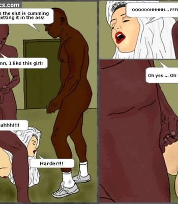 Her Wedding Day comic porn sex 021