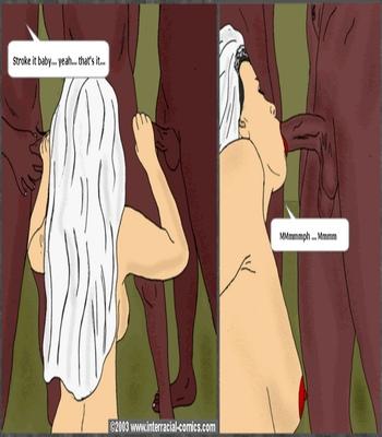 Her Wedding Day comic porn sex 022