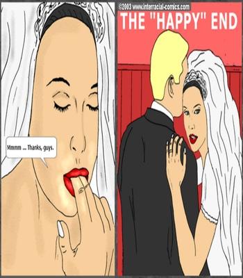 Her Wedding Day comic porn sex 026