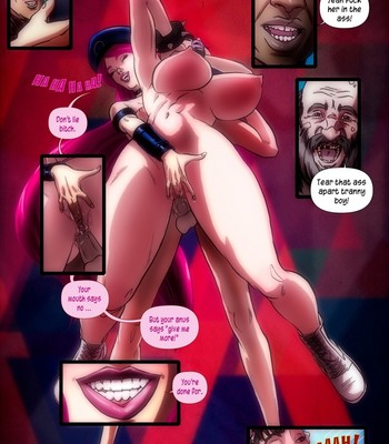 Here Cums A New Challenger comic porn sex 027