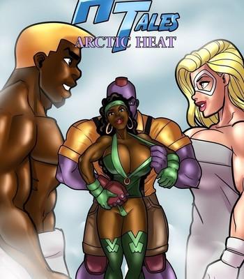Porn Comics - Hero Tales 3 – Arctic Heat-Brolic's Eleven