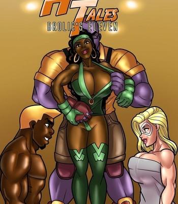 Hero Tales 3 - Arctic Heat-Brolic's Eleven comic porn sex 002