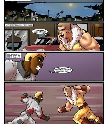 Hero Tales 3 - Arctic Heat-Brolic's Eleven comic porn sex 003