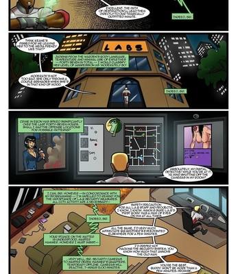 Hero Tales 3 - Arctic Heat-Brolic's Eleven comic porn sex 007