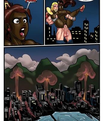 Hero Tales 3 - Arctic Heat-Brolic's Eleven comic porn sex 036