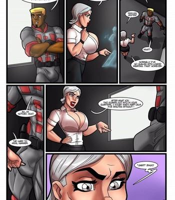 Hero Tales 4 - Kiss Of The Crimson Dahlia comic porn sex 009