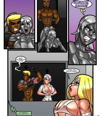 Hero Tales 4 - Kiss Of The Crimson Dahlia comic porn sex 019