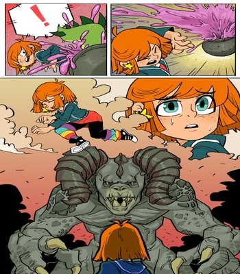 Hexe-Lilli 2 free sex comic