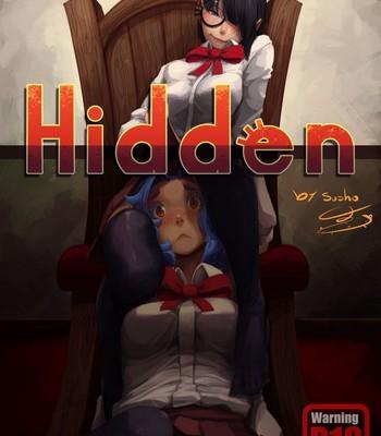 Porn Comics - Hidden