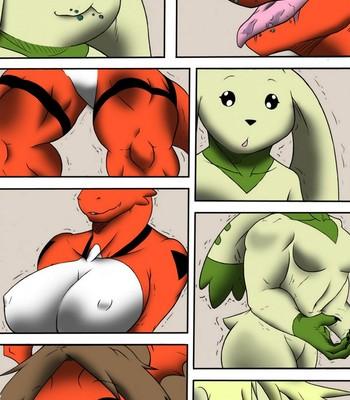 Hide N Grow comic porn sex 003