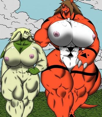 Hide N Grow comic porn sex 012