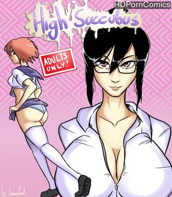 Porn Comics - High Succubus