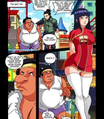 Hinata – The Pious comic porn sex 007