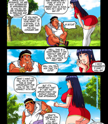 Hinata – The Pious comic porn sex 022