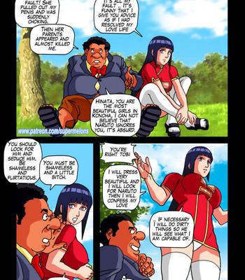 Hinata – The Pious comic porn sex 028
