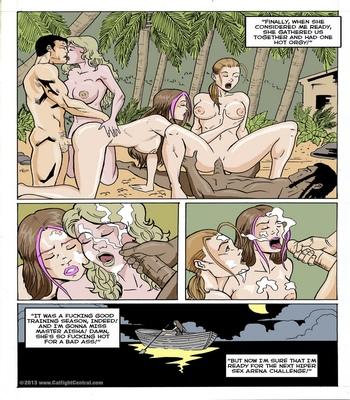 Hipersex Arena 16 comic porn