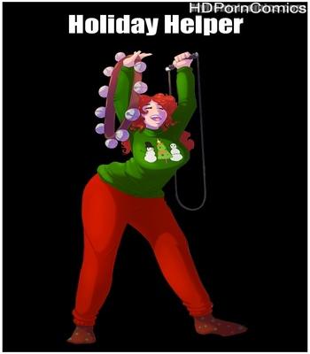 Porn Comics - Holiday Helper