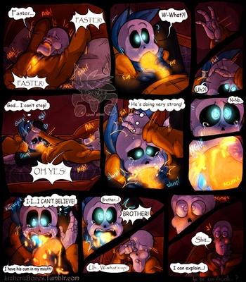 Holy-Bone 5 free sex comic