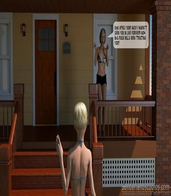 Home-Sweet-Home-Futa 2 free sex comic
