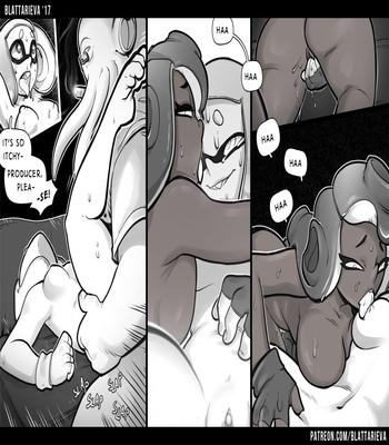 Hooked 7 free sex comic
