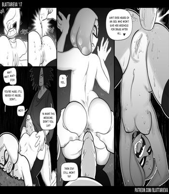 Hooked 15 free sex comic
