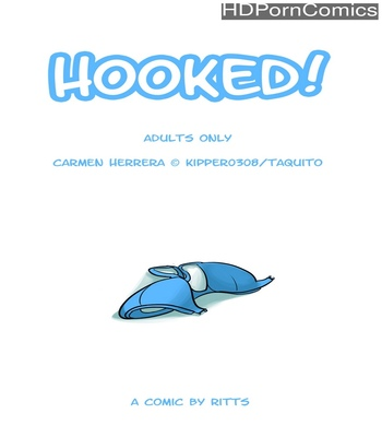 Porn Comics - Hooked RITTS