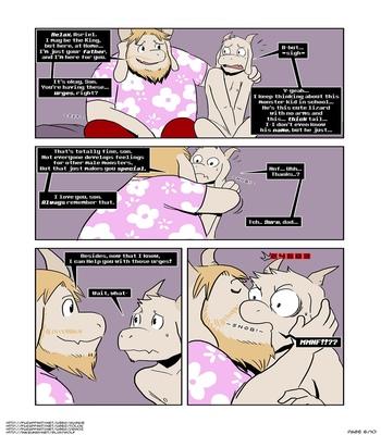 Hopes-And-Dreemurrs 7 free sex comic